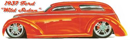1937 Wild Sedan