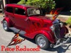1934 Ford Sedan thumbnail