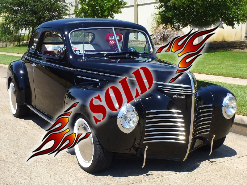 1940 Plymouth P10 Coupe thumbnail